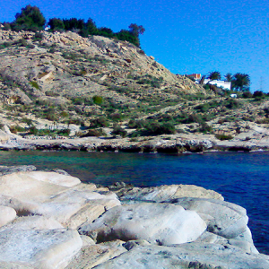 Playa Nudista Cabo las Huertas